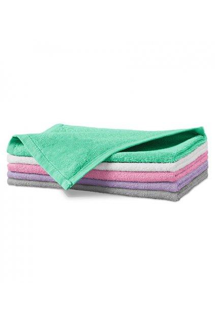 Malý froté ručník ze 100% bavlny 350 g/m² Terry Hand Towel 907