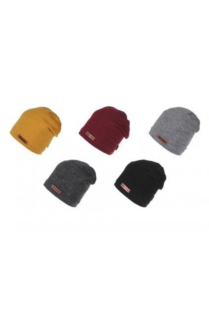 Zimní čepice Capu unisex L9810484