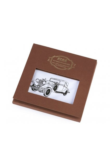 Pánský kapesník auto - dárková kazeta L9810070