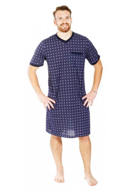 TOMÁŠ - bavlněná pánská noční košile