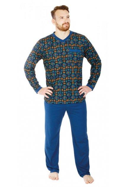 MARTIN - bavlněné pánské pyžamo