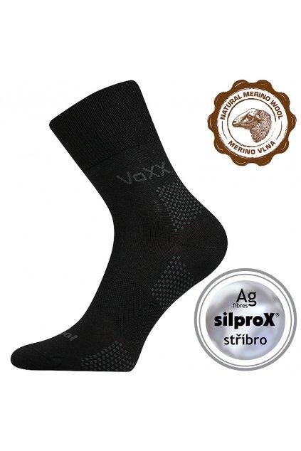 ponožky Orionis ThermoCool - černá