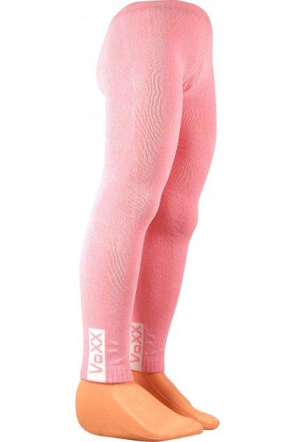 punčocháče kamaše Pegason silproX - růžová OLD
