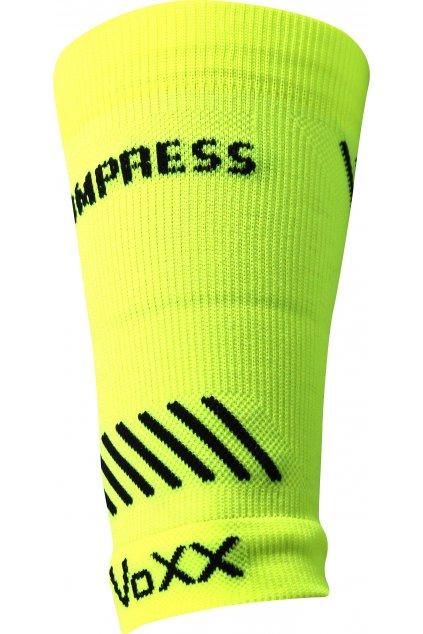 kompresní návlek Protect zápěstí - neon žlutá