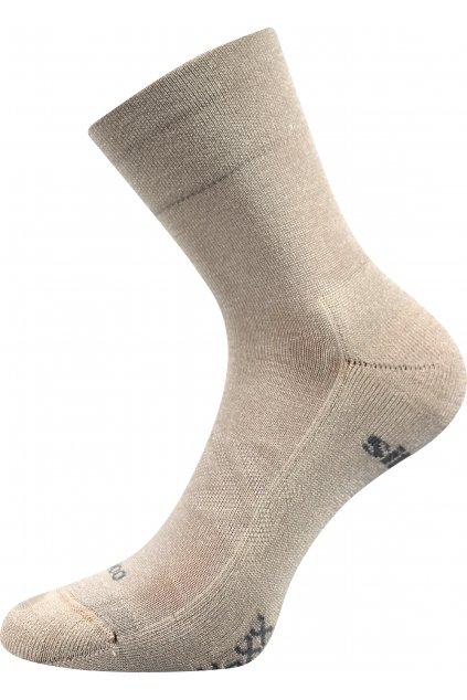 ponožky Esencis - béžová
