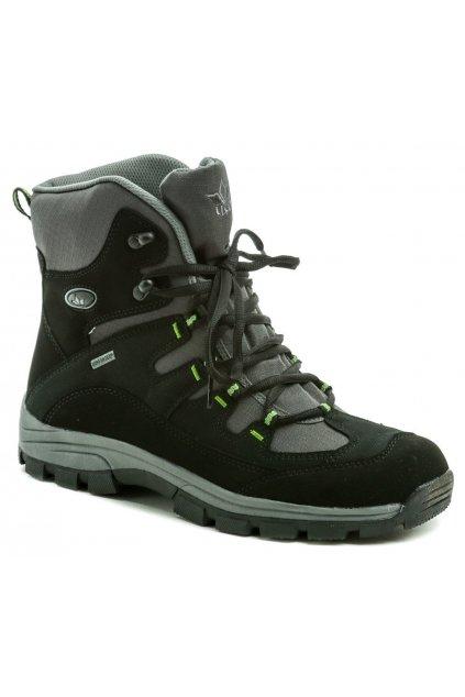 Lico 710139 pánské zimní trekingové boty