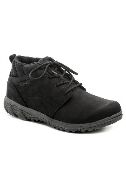 Merrell H561951 černé pánské zimní boty