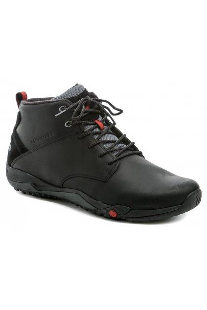 Merrell J53729 černé pánské zimní boty