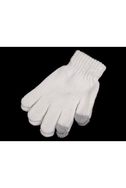 Dívčí pletené rukavice   L9290554