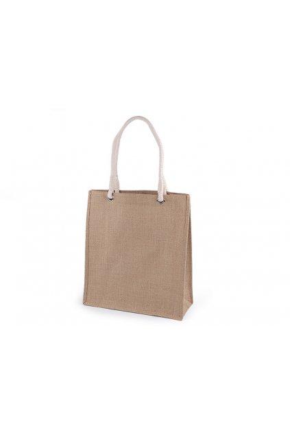Jutová taška 35 x 40 cm   L9810182