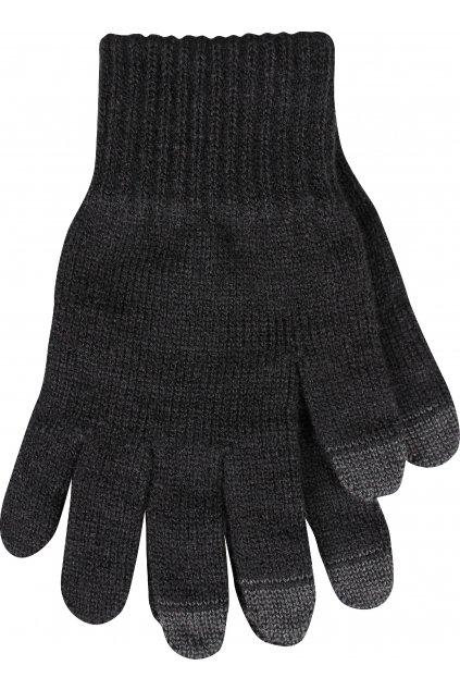 rukavice Dotykačka rukavice - černá