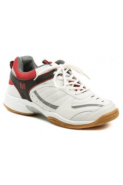 Magnus 70-0385-T1 bílo červená pánská sportovní obuv