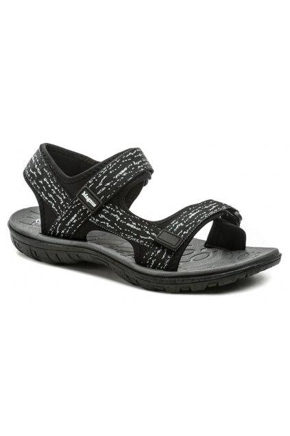 Magnus 351-0001-T1 černé pánské sandály
