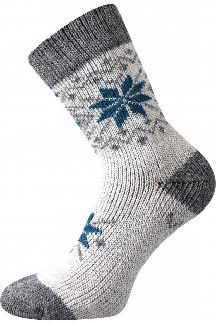 ponožky Alta - vzor C