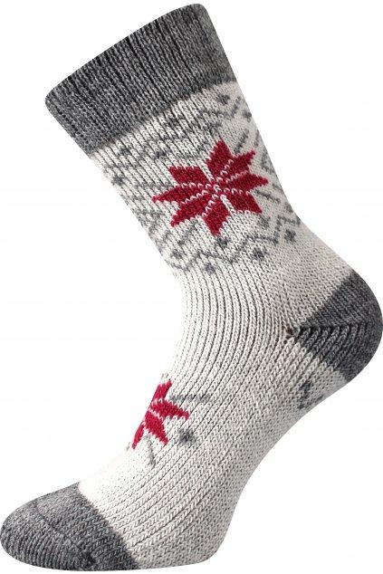 ponožky Alta - vzor D