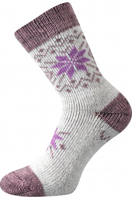 ponožky Alta - vzor E