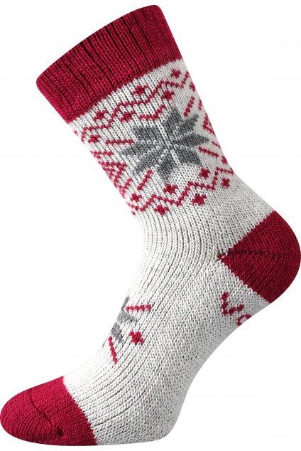 ponožky Alta - vzor F