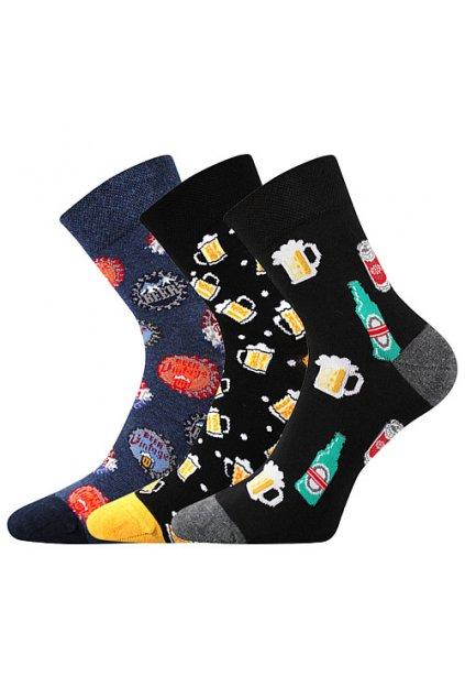ponožky Pitix 01 - mix
