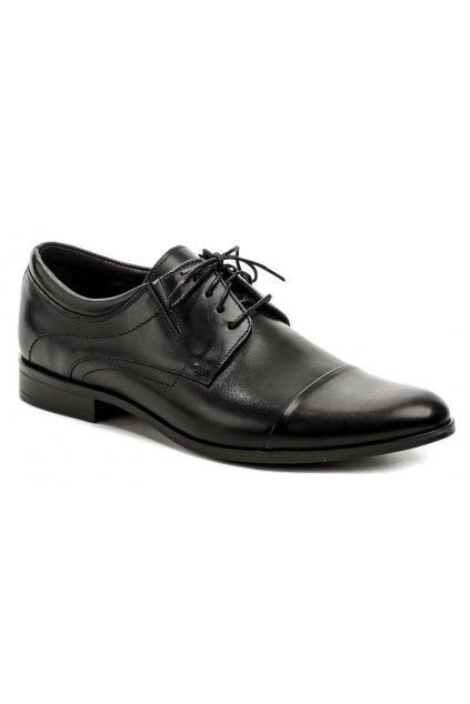 Tapi C-6915 černá pánská společenská obuv