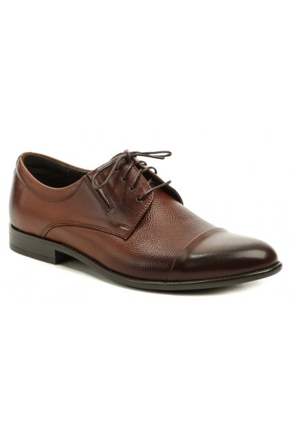 Tapi B-6872 hnědá pánská společenská obuv