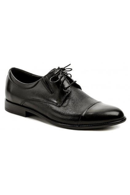 Tapi A-6872 hnědá pánská společenská obuv