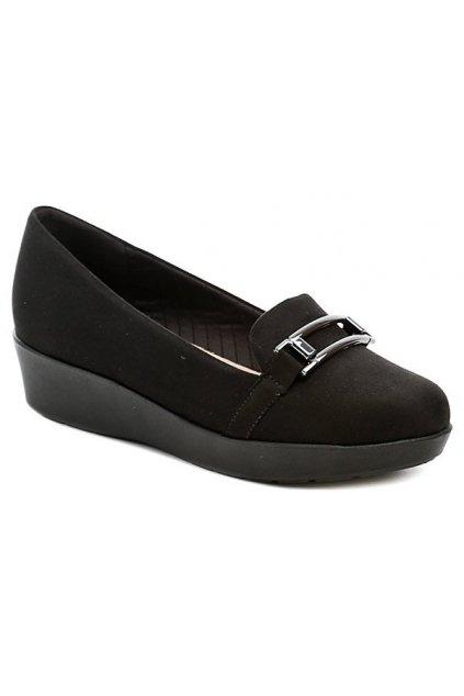 Piccadilly 501049 černá dámská obuv