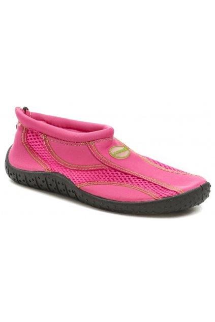 Scandi 283-0000-S1 růžová dámská obuv do vody