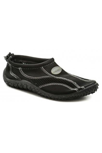 Scandi 283-0000-S1 černá dámská obuv do vody