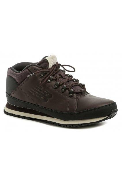 New Balance H754LLB hnědé panské kotníčkové boty