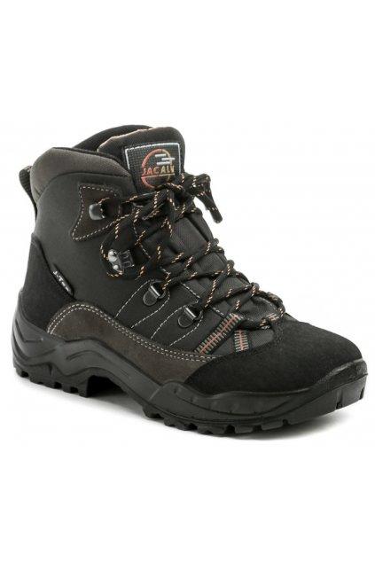 Jacalu A2707-41 šedé pánské trackingové boty