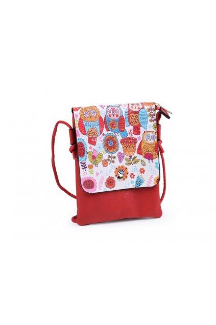 Dívčí kabelka malá  15,5 x 21 cm L9810277