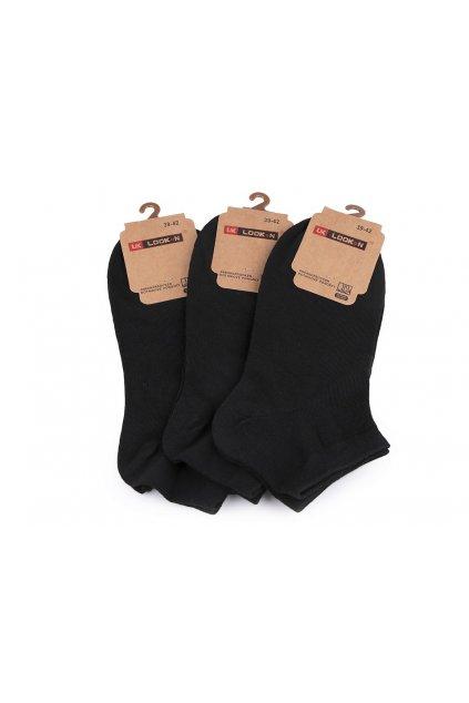 Pánské bavlněné ponožky kotníkové L9290537