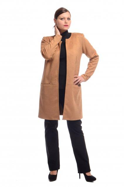 0921 Kabátek Línie o197 béžová (9) web2