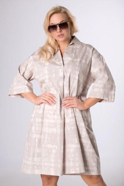 Tunikošaty ze 100% bavlny QR83951