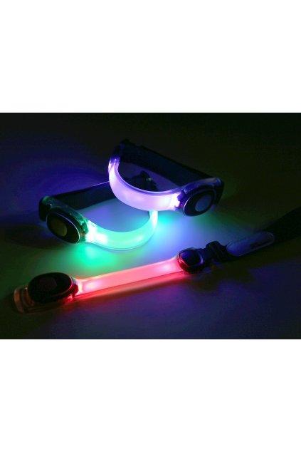 Reflexní páska na ruku s LED světlem L9840298