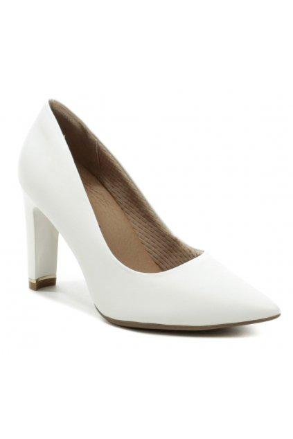 Piccadilly 749001-203 bílé dámské lodičky