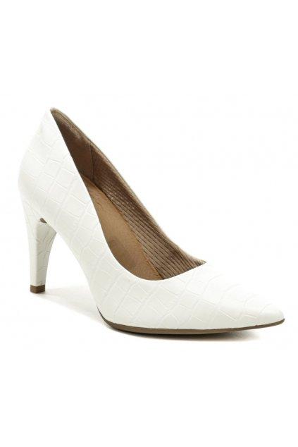 Piccadilly 749001-164 bílé dámské lodičky
