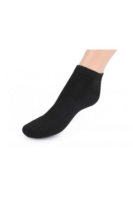 Pánské bavl. ponožky kotníkové - vel. 43-46  L9290537
