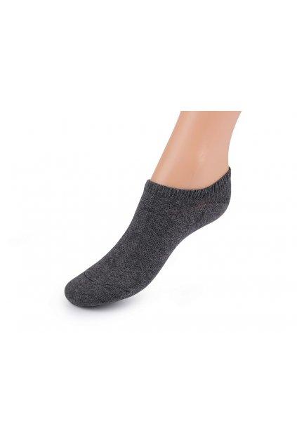 Pánské bavlněné ponožky krátké L9290598