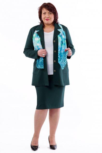 Kabátek s fazonkou (4)