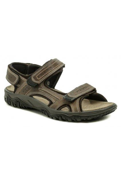 IMAC I2883e41 hnědé pánské sandály