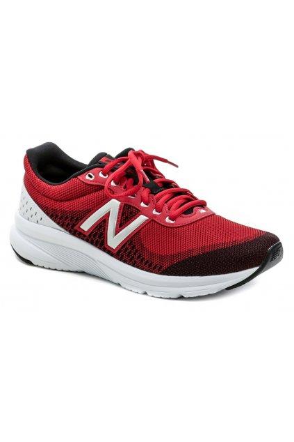 New Balance M411LR2 červené pánské tenisky