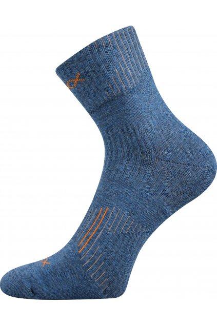 ponožky Patriot B - jeans melé