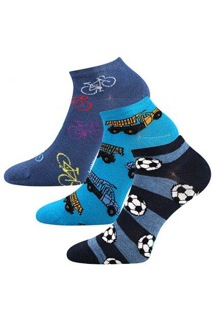 ponožky Dedonik - mix A - kluk