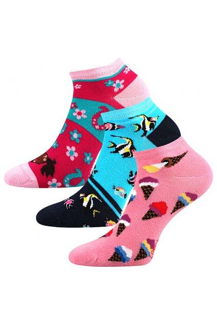 ponožky Dedonik - mix B - holka
