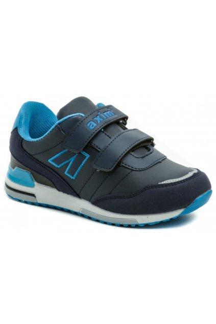 Axim 5A1067 modré sportovní tenisky