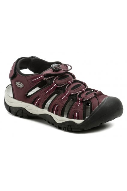 Rock Spring Ordos Bordo letní sandály