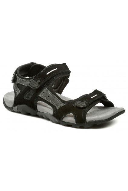 VM Honolulu černé letní sandály