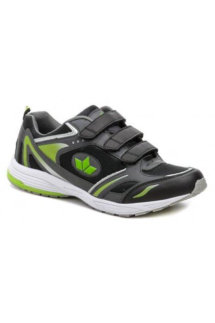 Joma MARVIN V 120077 šedo zelené sportovní boty