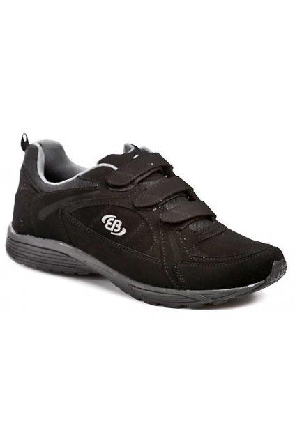 Lico 191175 černá pánská nadměrná obuv